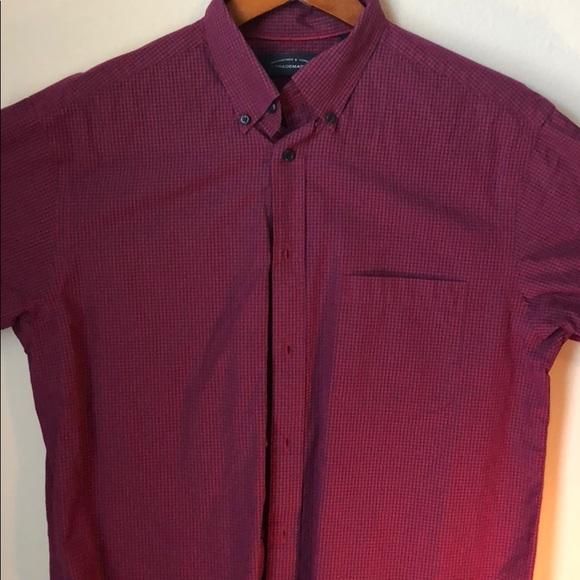 Other - Men's long sleeve dress shirt button down
